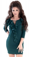 Платье № 31232SN зеленый (розница 492 грн.)