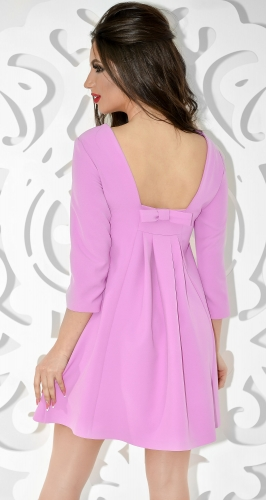 Платье № 31705S сирень (розница 495 грн.)