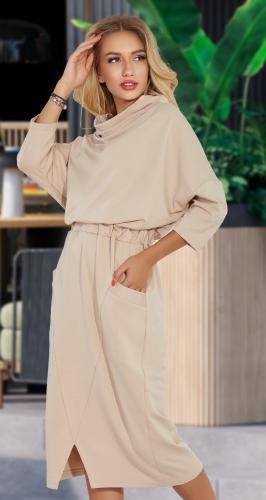 Стильное платье № 4417