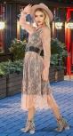 Гипюровое платье № 4161