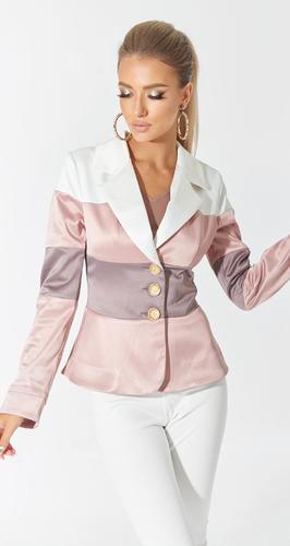 Трехцветный пиджак