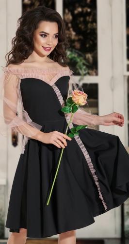 Нарядное платье № 4272