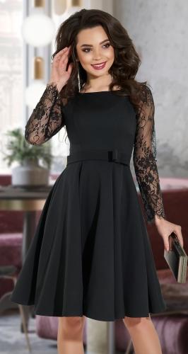 Нарядное платье № 4259