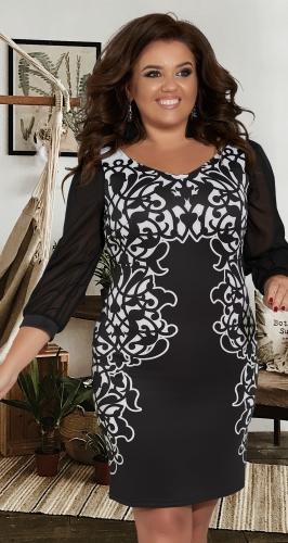 Красивое платье № 136441