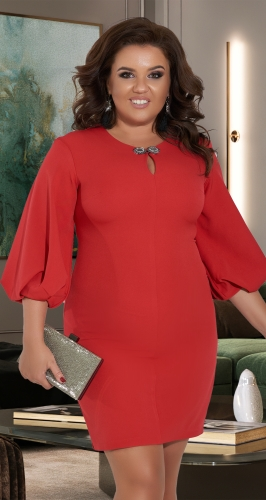 Красивое платье № 37791