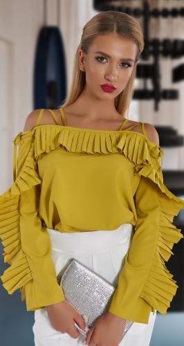 Стильная блузка № 4193
