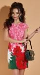 Красивое лёгкое платье № 13072