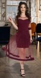 Платье - двойка № 3867