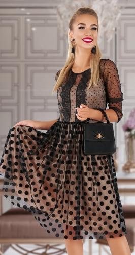 Нарядное платье № 4430