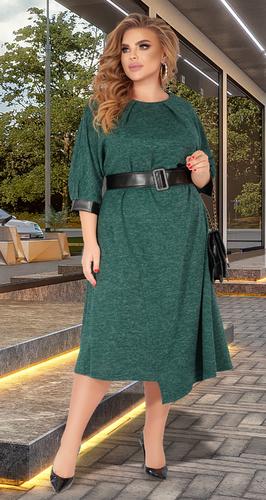 Платье из ангорки