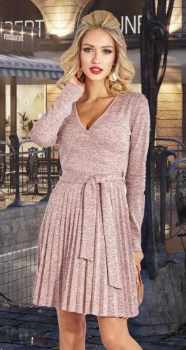 Платье из ангорки № 4575