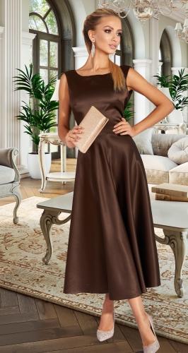 Вечернее платье № 4581