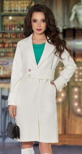 Стильное пальто № 11-79