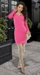 Базовое платье № 4296