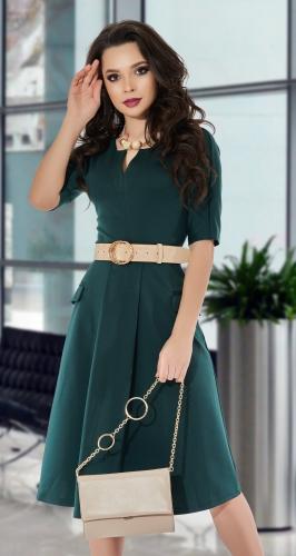 Стильное платье № 3442