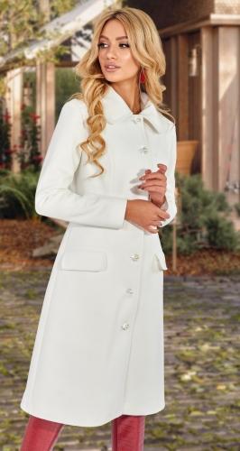 Стильное пальто № 4617