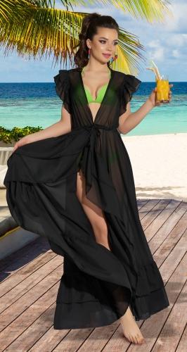 Пляжное платье № 4184