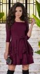 Красивое платье № 3312