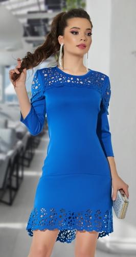 Облегающее платье № 3247