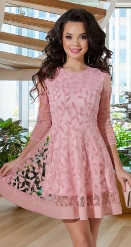 Красивое  платье № 39123