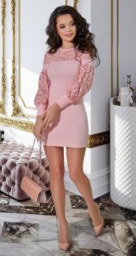 Красивое платье № 3841
