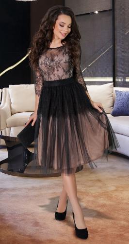 Нежное красивое платье № 41643