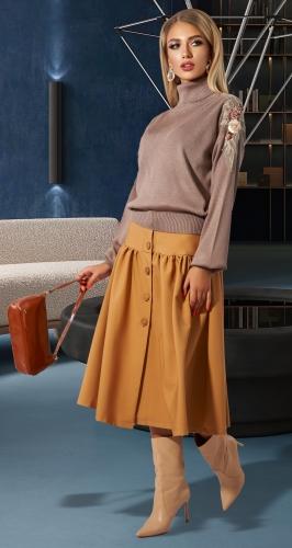 Нарядный свитерок № 90132