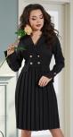 Платье-пиджак № 4237
