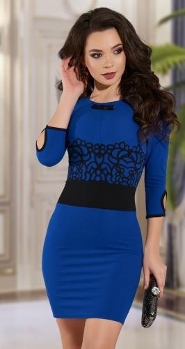 Красивое платье № 1150